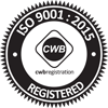 ISO-9001:2015 CWB Certification
